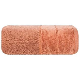 Lumarko Ręcznik MARI 50x90cm ceglasty