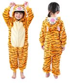 TYGRYSEK Piżama Dla Dziecka Kigurumi140-150 cm