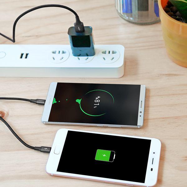 KABEL BASEUS 1M MICRO-USB SAMSUNG HUAWEI LG 5A zdjęcie 7