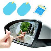 Folia nano przeciwdeszczowa na lusterka do samochodu