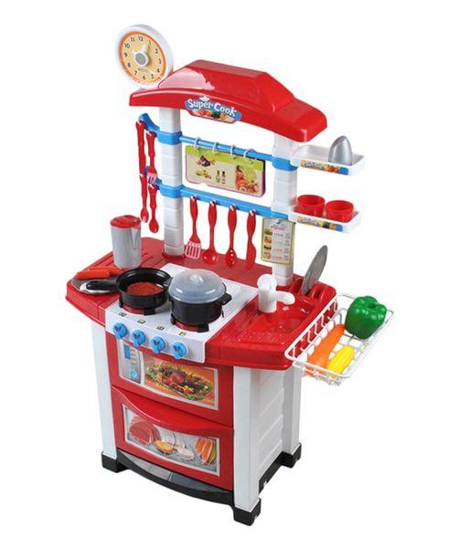 Kuchnia Kuchenka Dla Dzieci Odgłosy Gotowania Xl 1490