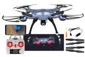 Dron Syma X5HW kamera Wi-Fi funkcja zawisu Niebieski Y142N zdjęcie 14