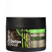 Dr.Sante Detox Hair Maska regenerująca do włosów z węglem bambusowym 300ml