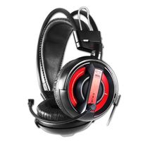 Słuchawki dla gracza E-Blue Cobra I EHS013 gamingowe czarne