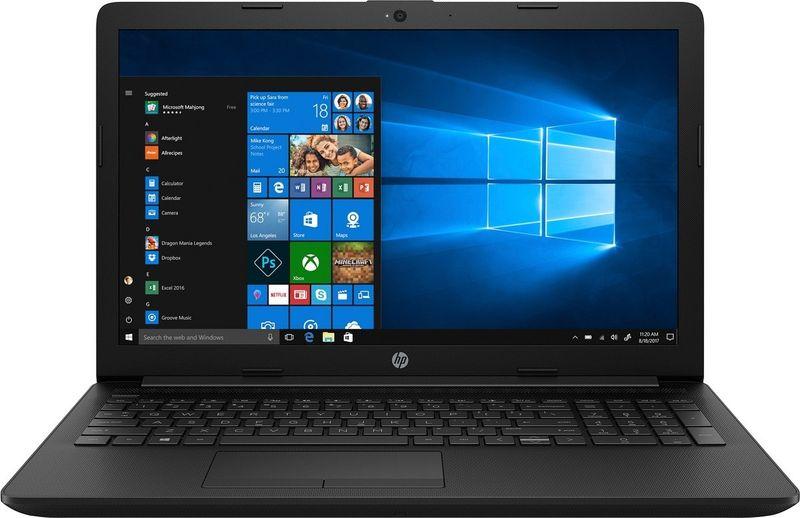 HP 15 Intel N4000 Dual-core 2.60GHz 4GB 500GB W10 zdjęcie 1