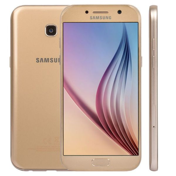 Samsung Galaxy A3 A320F (2017) LTE 16GB Złoty zdjęcie 1
