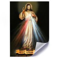 Plakat, Jezu ufam Tobie 30x40