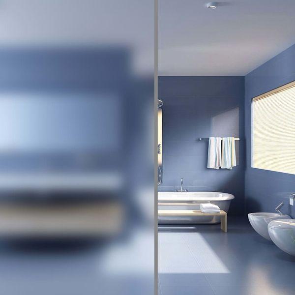 Naklejka na szybę, mrożone szkło (0,9 x 10 m) zdjęcie 1