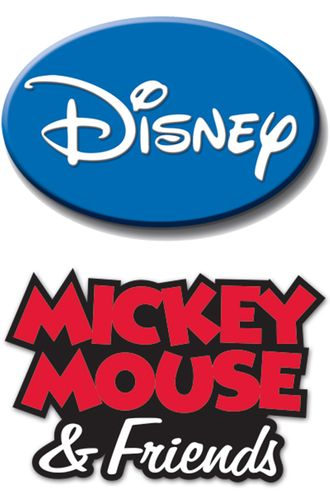 Klapki kroksy Mickey Mouse Licencja Disney (5908213359784 Blue 24/25) na Arena.pl