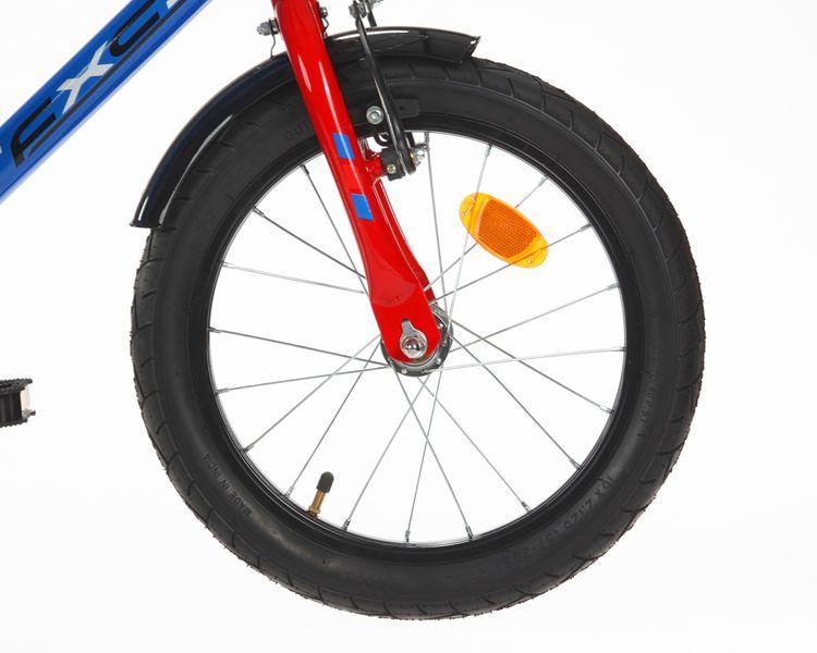 16 cali Rower dla dzieci  FXC Boy Rowerek + GRATIS Prowadnik zdjęcie 5
