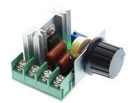 Regulator Napięcia Mocy Obrotów 2000W 2kW 230V AC