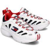 Tommy Jeans Heritage Retro - Sneakersy Damskie - EN0EN00649 0K6 37
