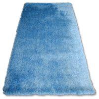 Dywan SHAGGY MACHO H8 niebieski 160x220 cm niebieski