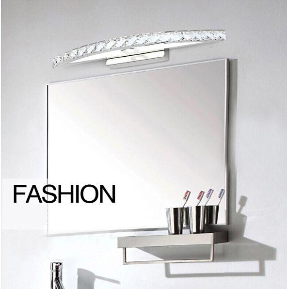 Lampa nad lustro Kinkiet łazienkowy LED 43 cm 10W 6030 10W