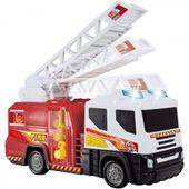 Straż pożarna 30 cm ze światłem i dźwiękiem Dickie 3746003 zdjęcie 3