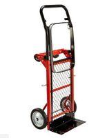 Wózek platformowy 50kg bagażowy wielofunkcyjny kurier handlowiec fr1