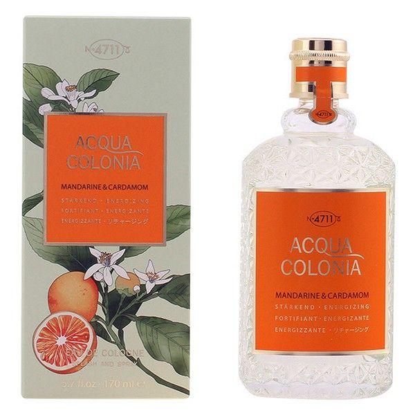 Perfumy Unisex Acqua 4711 EDC Mandarina & Cardamomo 170 ml zdjęcie 2