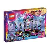 LEGO Friends Scena gwiazdy Pop 41105