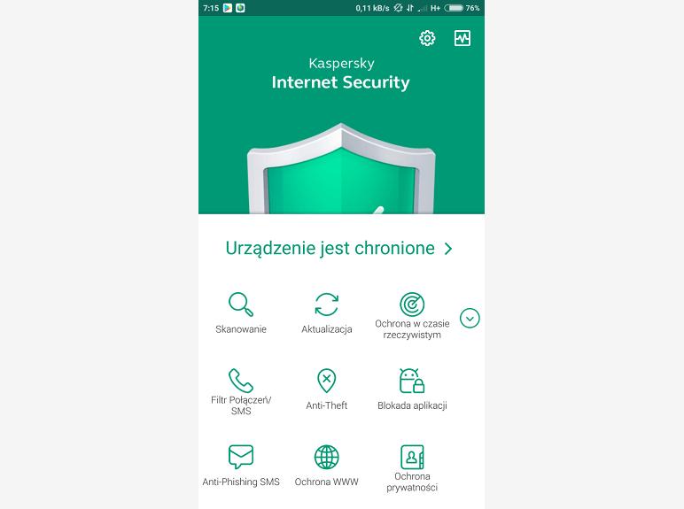 Kaspersky Internet Security 3 urządzenia / 90 dni Starter Pack 2019 PL na Arena.pl