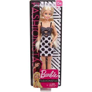 Barbie Fashionistas Modne przyjaciółki GHW50