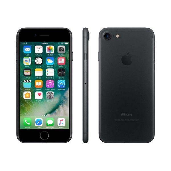 """Smartfony Apple Iphone 7+ 5,5"""" LCD (A+) (Refurbished) Czarny 32 GB zdjęcie 3"""