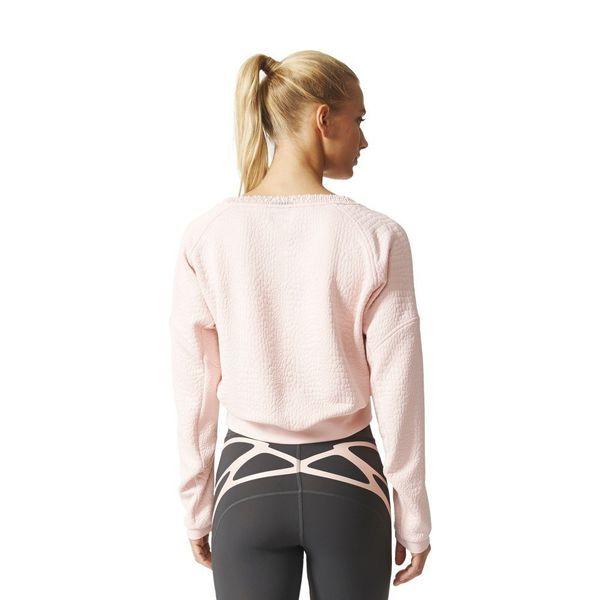 Bluza adidas Aktiv Cozy Pullover W AX5892 Rozmiar - L zdjęcie 2