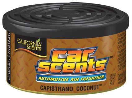 Zapach puszka COCONUT KOKOS California Car Scents