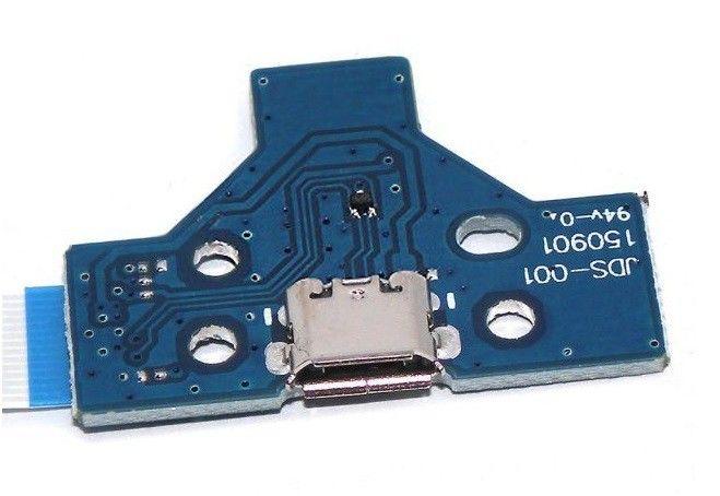 Płytka z taśmą 14pin JDS-001 gniazdo pada PS4 zdjęcie 4