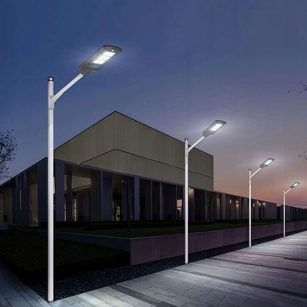 Lampa uliczna LED latarnia solar 20 w zdjęcie 14