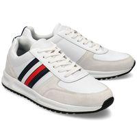 Tommy Hilfiger Modern Corporate - Sneakersy Męskie - FM0FM02662 YBS 42
