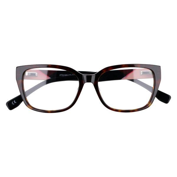 Okulary korekcyjne damskie oprawki okularowe zdjęcie 1