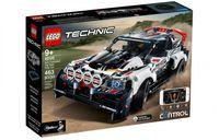 Lego Technic Auto wyścigowe Top Gear sterowane przez aplikację