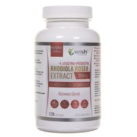 Wish Rhodiola Rosea Extract 200 mg - 120 kapsułek