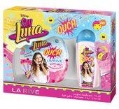 La Rive Disney Soy Luna Ouch Zestaw /deo perf.75ml+żel 2w1 250ml/