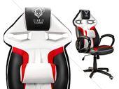 Fotel obrotowy GAMINGOWY kubełkowy DIABLO X-GAMER