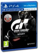 GRAN TURISMO SPORT DAY ONE EDITION PL VR PS4