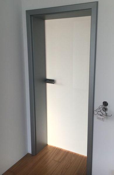 Drzwi Szklane Z Futryna Regulowana Laminowane 80 Arena Pl