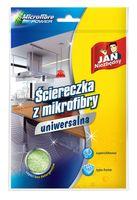 Jan Niezbędny Ściereczka Mikrofibra Uniwersalna 1 szt - Uniwersalna