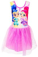 Sukienka Shimmer & Shine Licencja Nickelodeon (SS12263 4Y)