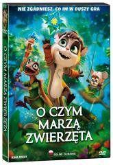 O czym marzą zwierzęta? DVD Ricard Cussó