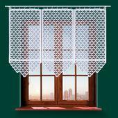 Panel żakardowy MAROKO - 120x60cm - biały