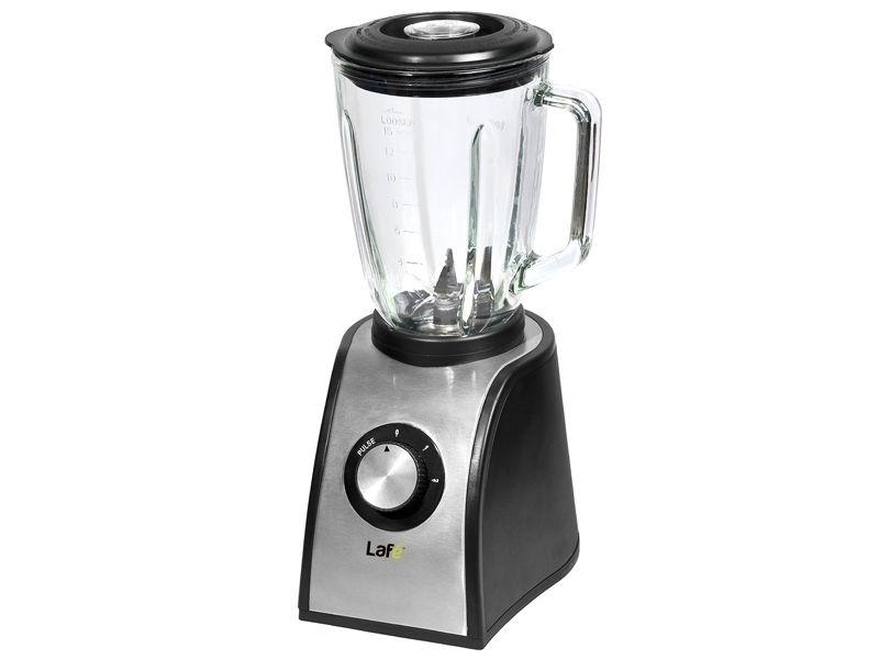 Blender stojący, kielichowy, szklany dzbanek moc 400W LAFE BKP001 zdjęcie 1