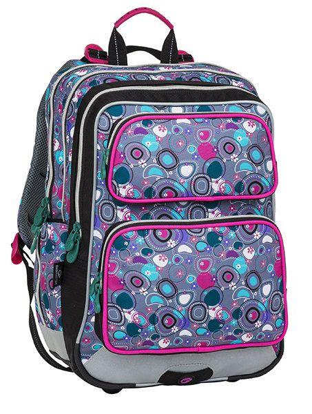 9b052dbb1c9fc Trzykomorowy plecak szkolny Bagmaster