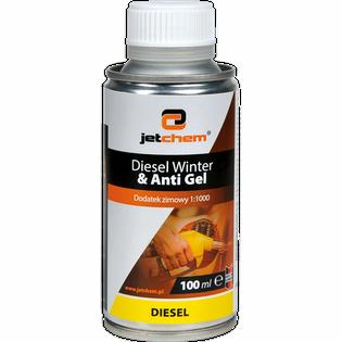 JETCHEM Diesel Winter / Anti Gel na 100 l. paliwa