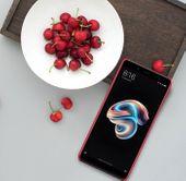 Nillkin Etui Frosted Xiaomi Redmi Note 5/PRO Czarne zdjęcie 2