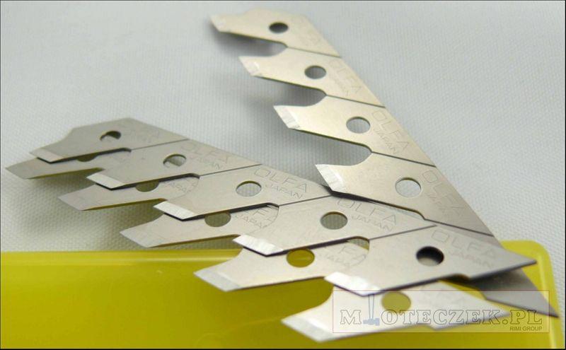 Olfa - ostrza COB-1 do cyrkla noża CMP-1 i CMP-1/D zdjęcie 2