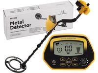Wykrywacz metali z dyskryminatorem Detektor metalu MCE993