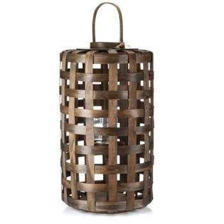 Lampion z łuby OCHA_Aluro 3XL
