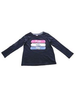 PEPCO T-shirt dziewczęcy 7/8 Granatowy