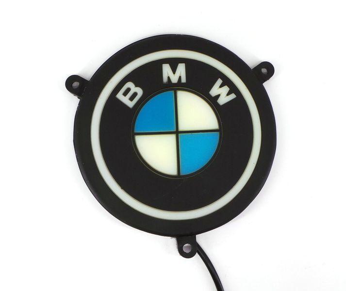 BMW logo LED  podświetlane, wodoodporne zdjęcie 1